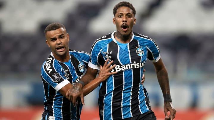 Jean Pyerre Grêmio Brasileiro