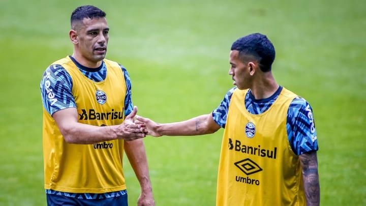 Diego Souza, apesar do momento ruim, estará em campo em Quito