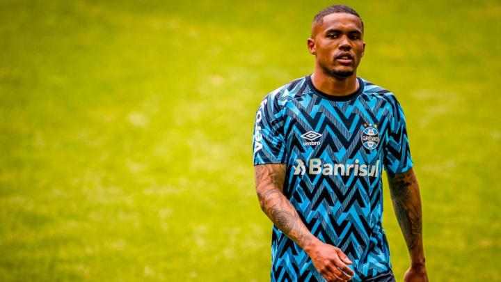 Grêmio Douglas Costa