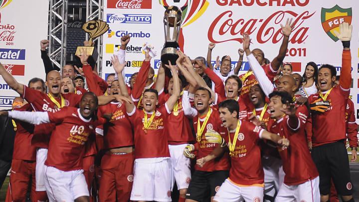 Colorado garantiu seu 40º Gauchão no ano de 2011