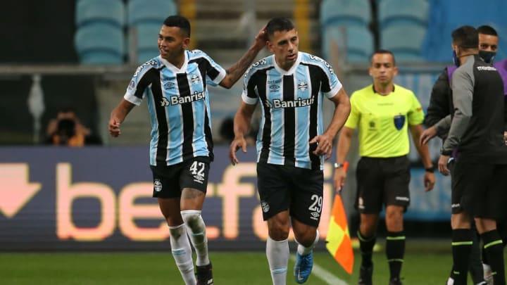 Diego Souza, Fernando Henrique