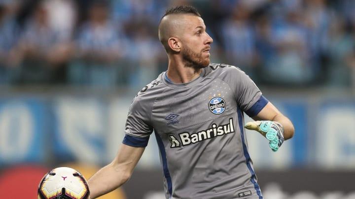 Paulo Victor está na mira de clube paraguaio