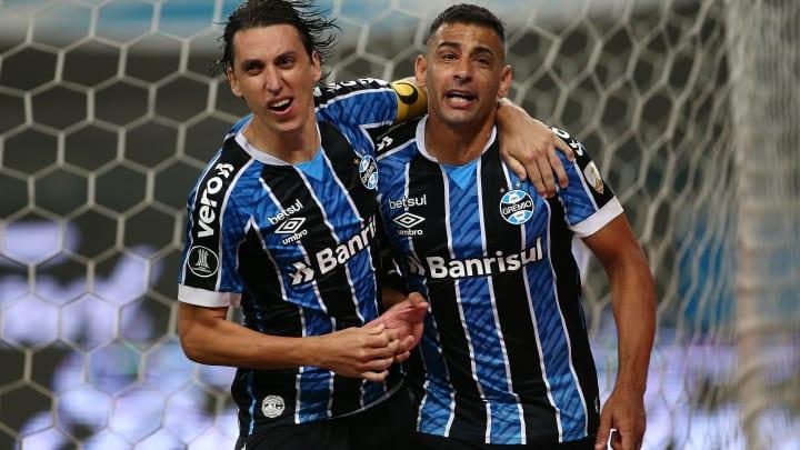 Diego Souza sofreu lesão muscular no final de semana