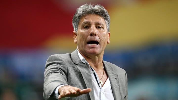 Flamengo anunciou contratação de Renato Gaúcho