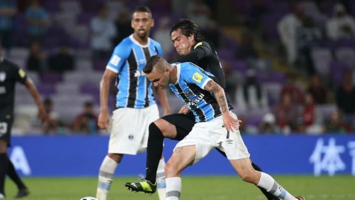 Gremio vs Pachuca: 2017 FIFA Club World Cup