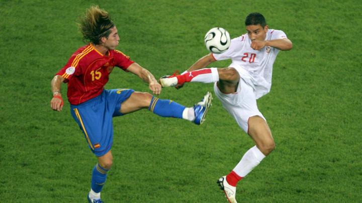 Sergio Ramos  Copa Mundo 2006