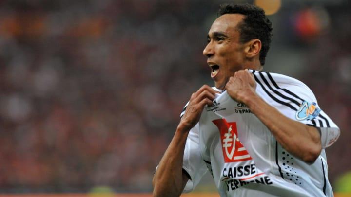 Guingamp's Brazilian forward Eduardo Dos