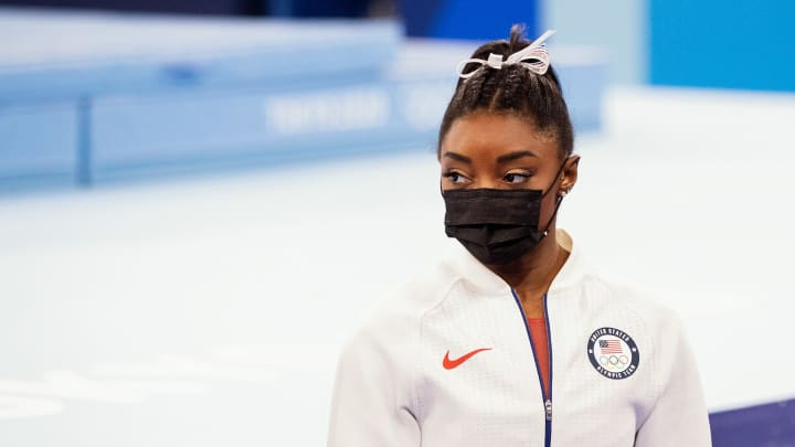 Simone Biles Doesn't Owe You Anything