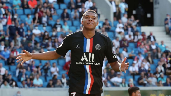 Liverpool and Real Madrid are in contact with Kylian Mbappe over a summer move in 2021