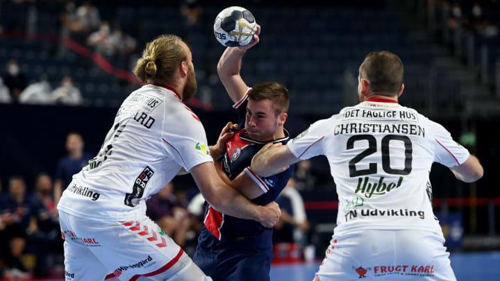 2021 Tokyo Olympic Games men's handball gold medal winner odds.