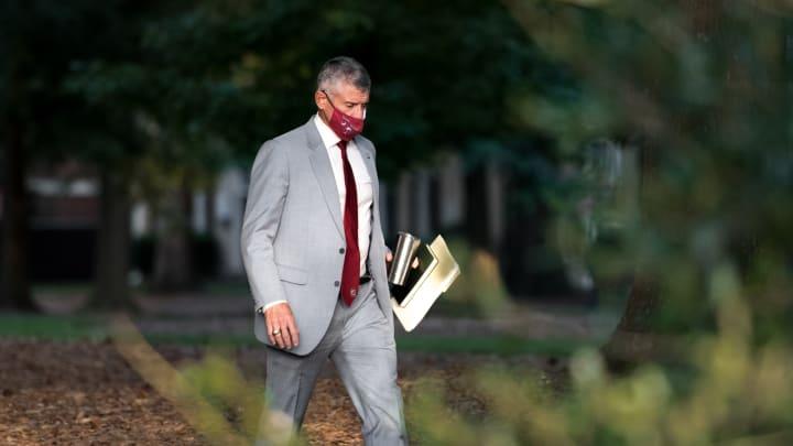 University of South Carolina President Bob Caslen.