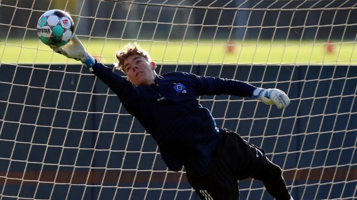 Leo Oppermann hat beim HSV langfristig verlängert