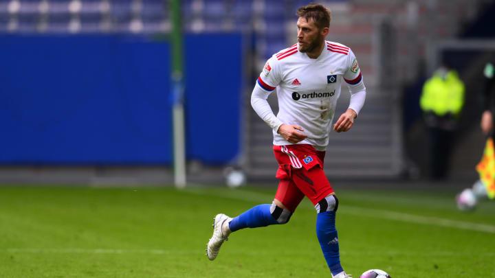 Aaron Hunts Zukunft beim HSV bleibt weiterhin ungeklärt