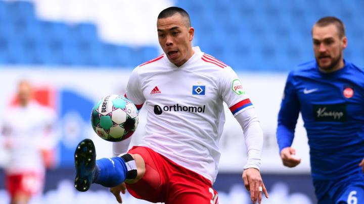 Bobby Wood verlässt den HSV mit sofortiger Wirkung