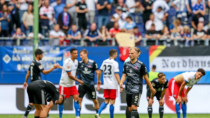 Der HSV und Nürnberg teilen sich die Punkte