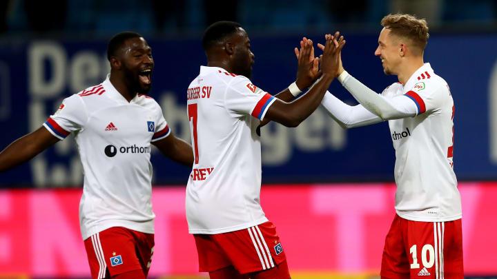 Der HSV hat den fünften Sieg in Folge im Blick