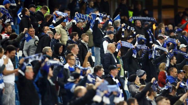 Insbesondere die Fans des Hamburger SV informieren sich im Netz über aktuelle News