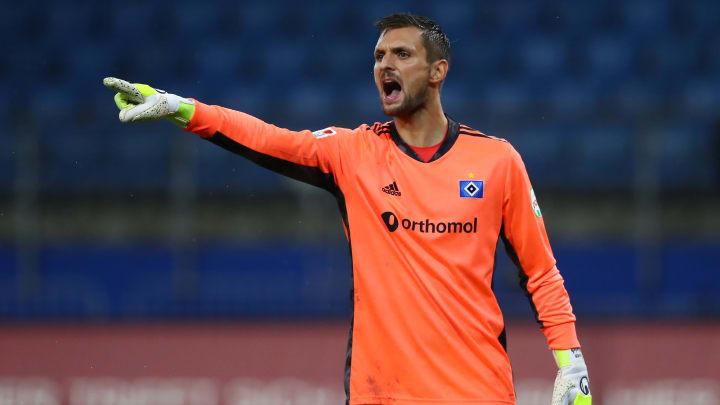 Seit Oktober die neue Nummer 1 im Tor des HSV: Sven Ulreich