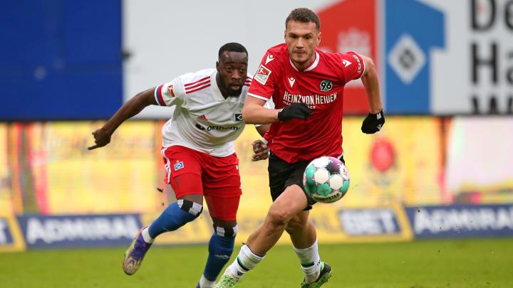 Baris Basdas verlässt Hannover 96