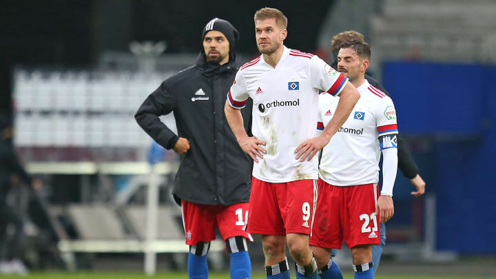 Kann der HSV seine Negativ-Serie stoppen?