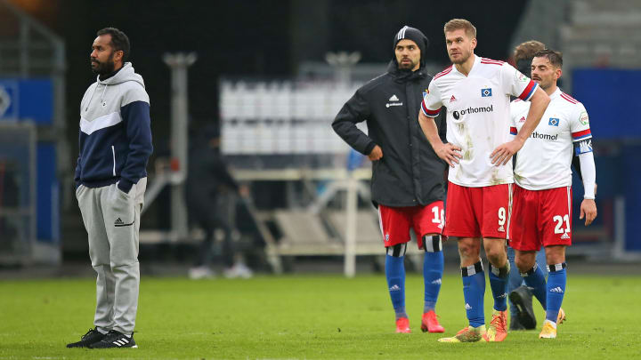 Hamburger SV v Hannover 96 - Second Bundesliga