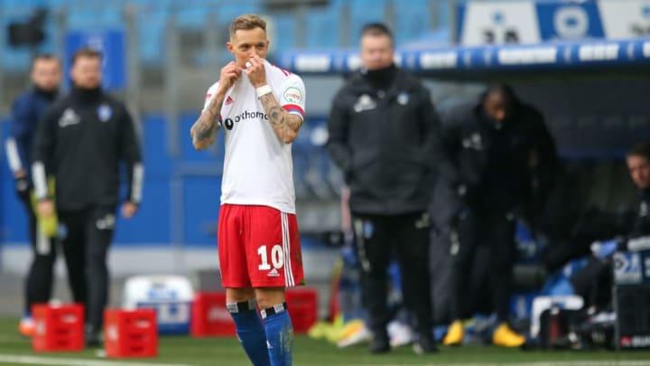 """""""Wissen alle, dass er deutlich mehr kann!"""" Sonny Kittel nach seiner Roten Karte gegen Hannover 96"""