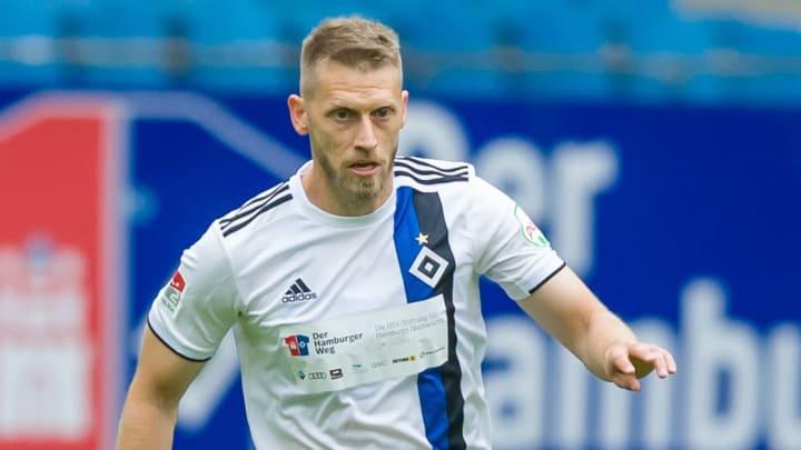 Ist nicht mehr Kapitän des HSV - Aaron Hunt