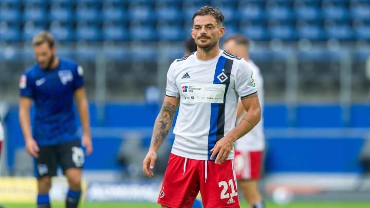 Tim Leibold ist neuer HSV-Kapitän