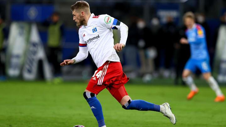 Lieferte gegen Holstein Kiel eine gute Partie ab: Aaron Hunt