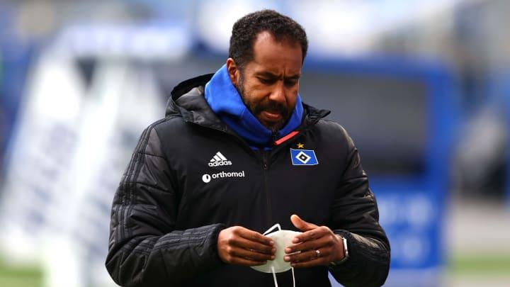 Daniel Thioune soll beim HSV unmittelbar vor dem Aus stehen!