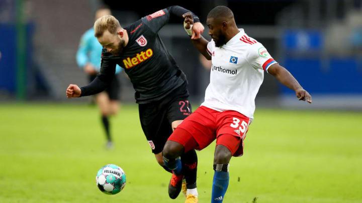 "Bleibt ""seinem"" HSV bis 2024 treu: Stephan Ambrosius"