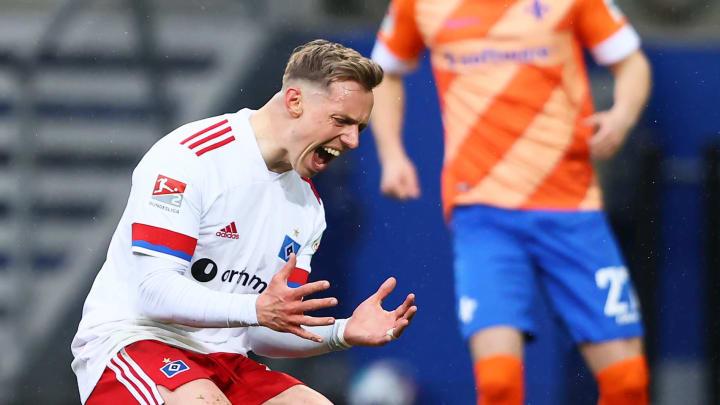 Symbolbild - die Laune der HSV-Fans nach Abpfiff