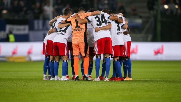 Der HSV ist in der Saison 21/22 nicht mehr der große Aufstiegsfavorit