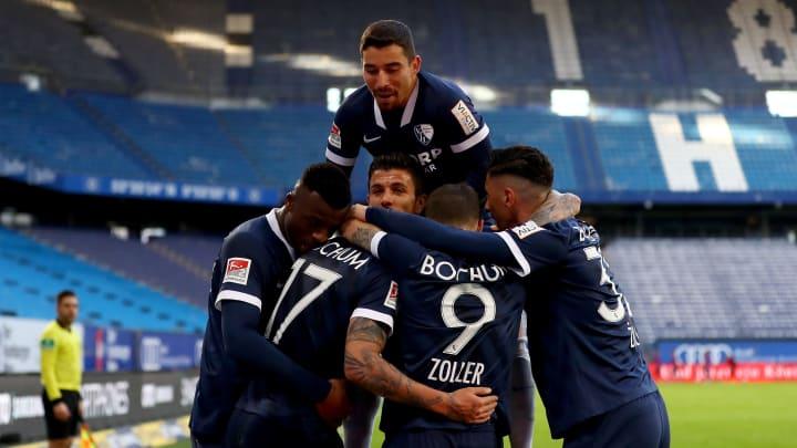 Der Wahnsinns-Heber von Danny Blum brachte Bochum beim HSV auf die Siegerstraße