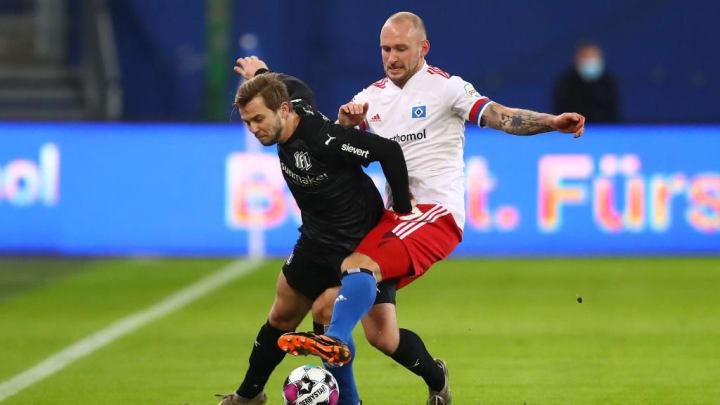 starker Rückhalt für sein Team - Toni Leistner