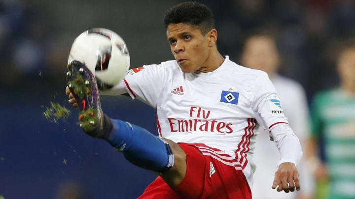 Steht jetzt bei 13 Millionen Euro Ablösesumme für den HSV: Douglas Santos von Zenit St. Petersburg