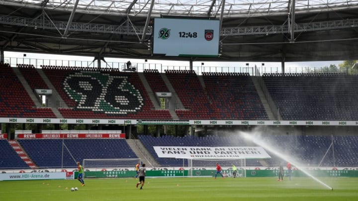 Hannover 96 v 1. FC Heidenheim 1846 - Second Bundesliga