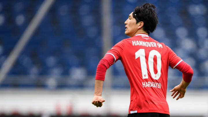 Trägt Genki Haraguchi bald das Trikot der Eisernen?