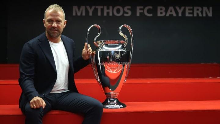 Hansi Flick hat den FC Bayern wieder auf Kurs gebracht