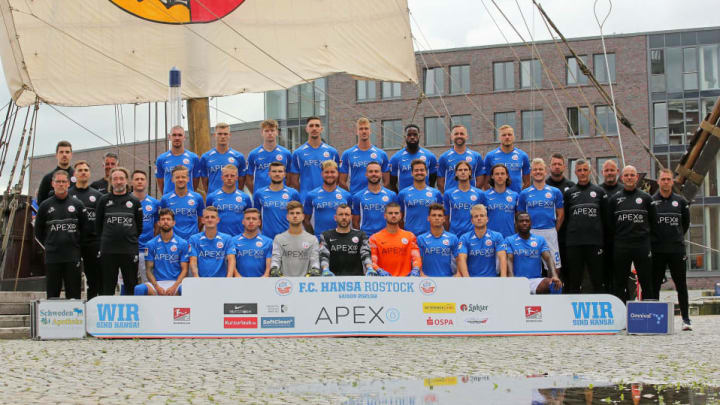 Hansa Rostock - Team Presentation