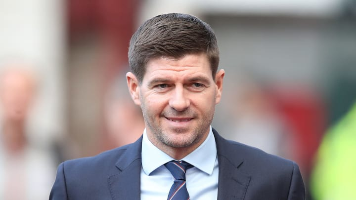 Steven Gerrard's side secured a comfortable 2-0 win