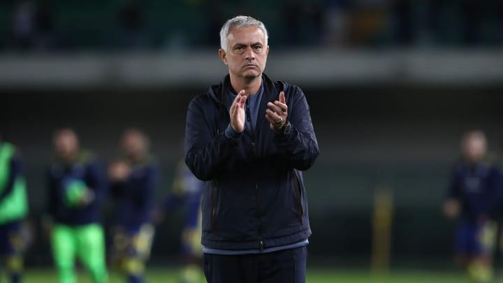 José Mourinho hofft auf den vierten Sieg im fünften Spiel