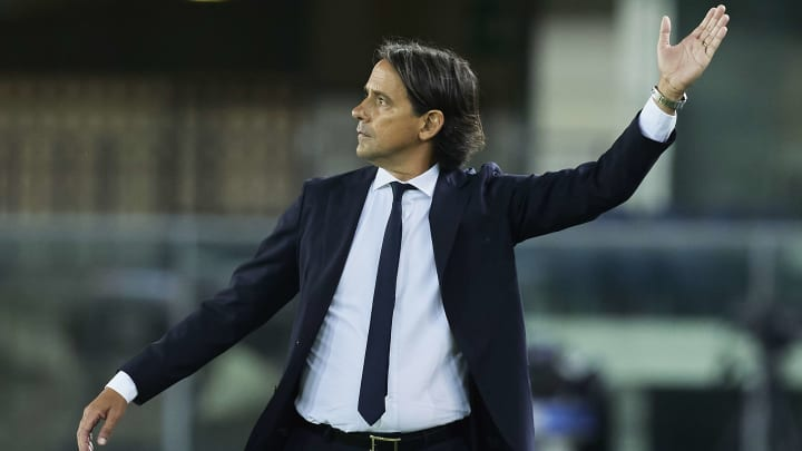 Simone Inzaghi is looking for another win