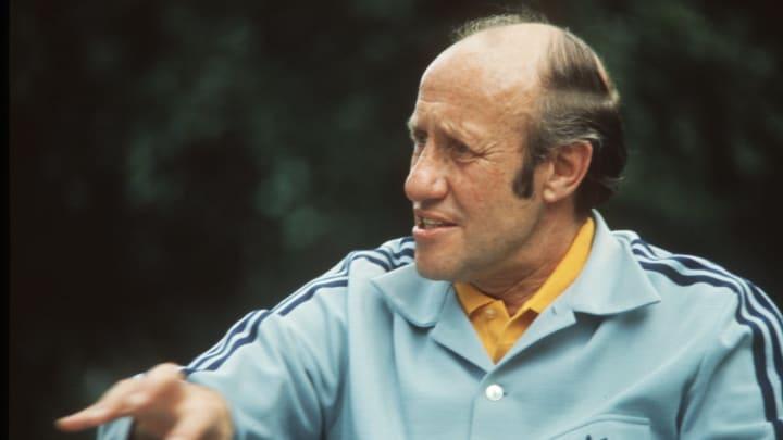 Helmut Schön gewann als Bundestrainer EM und WM
