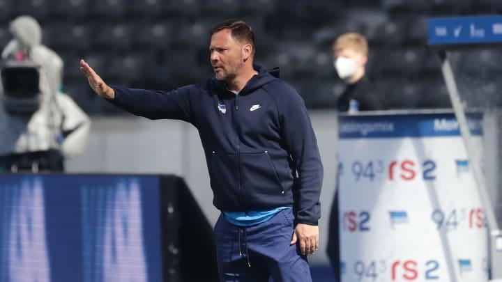 Sitzt seit Januar wieder auf der Hertha-Trainerbank: Pal Dardai