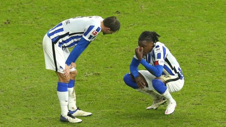 Hertha BSC: Niklas Stark und Dedryck Boyata