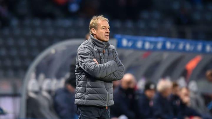 Sportlicher Erfolg blieb unter Klinsmann aus