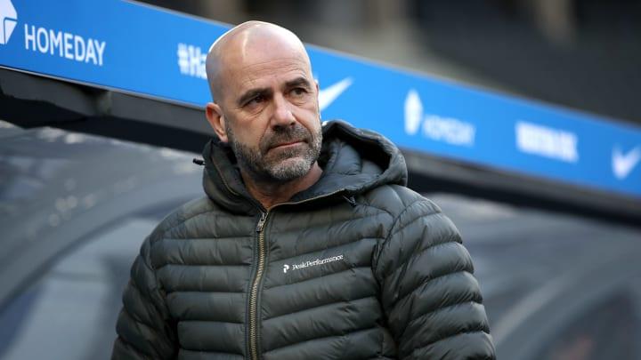Peter Bosz pourrait être le futur coach de l'OGC Nice
