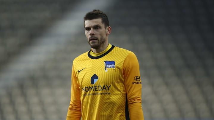 Rune Jarstein bleibt Hertha BSC treu