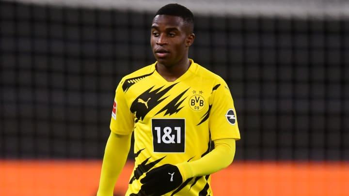 Youssoufa Moukoko est devenu le plus jeune joueur de l'histoire de la Bundesliga.